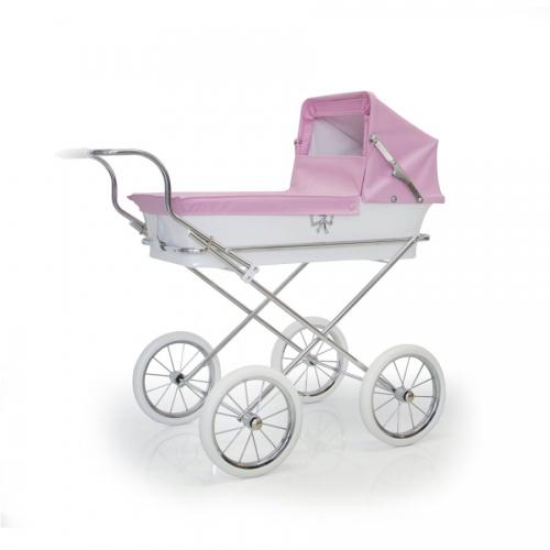 Coche Minidonosti rosa de Bebelux Juguetes