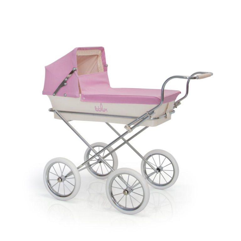 Coche Miniparis rosa de Bebelux Juguetes