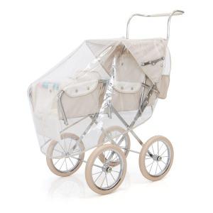 burbuja-beige-para-silla-gemelar-2300-gem be-bebelux-juguetes