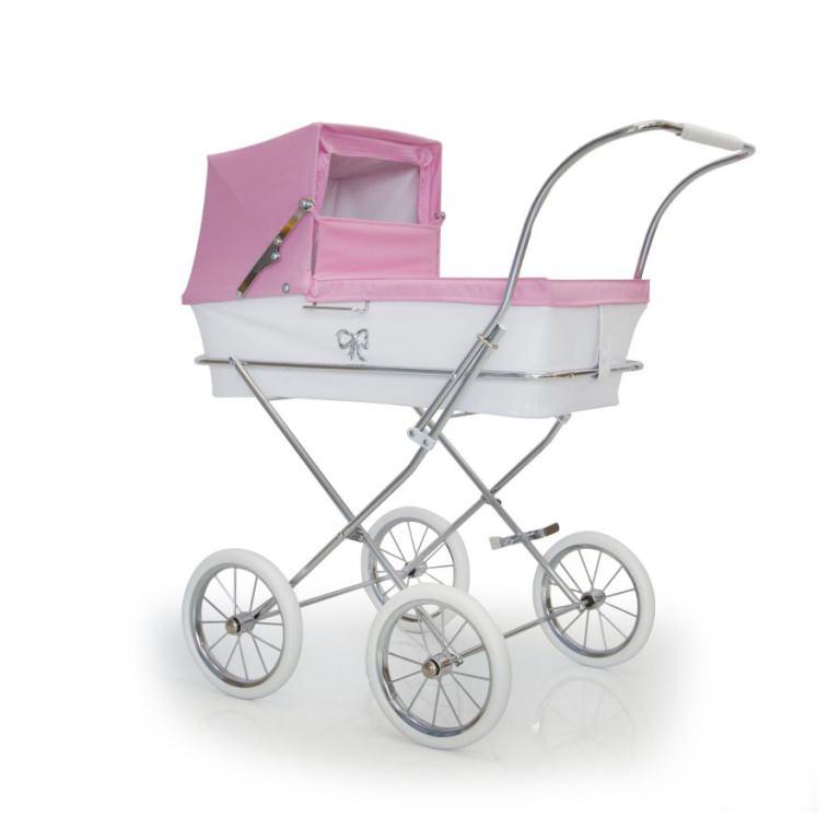 Coche Donosti rosa de Bebelux Juguetes