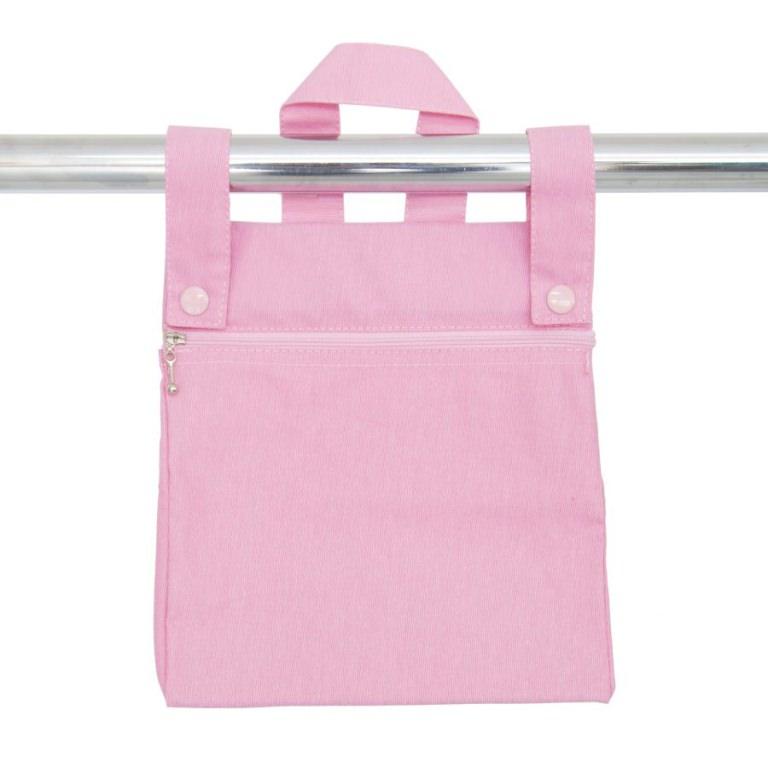 Bolso panera stylón rosa de Bebelux Juguetes