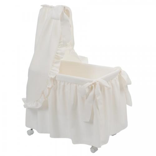 Bebelux | Beige bassinet