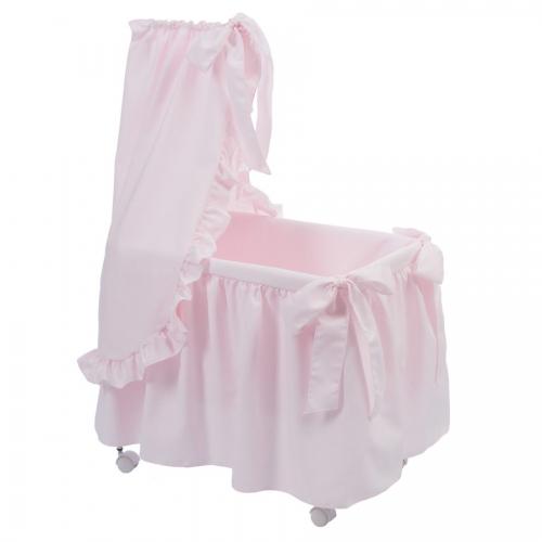 Bebelux | Pink bassinet
