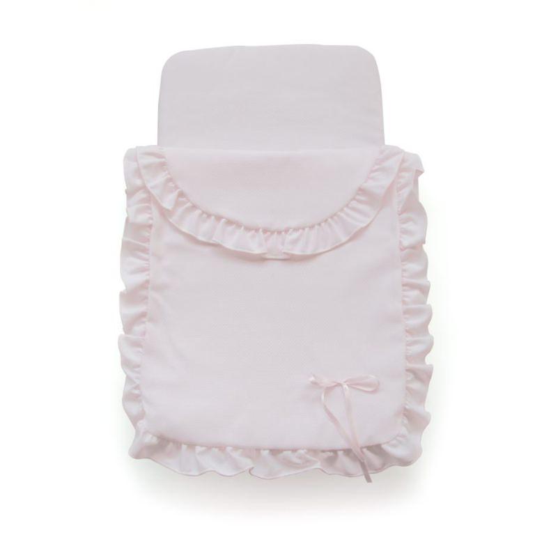 Saco rosa de Bebelux Juguetes
