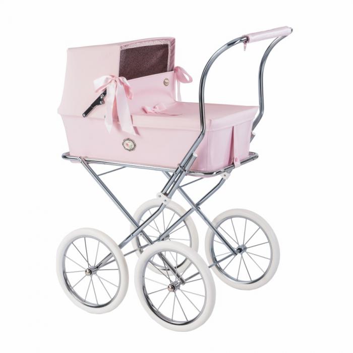 Bebelux | Sweet Pink Pram