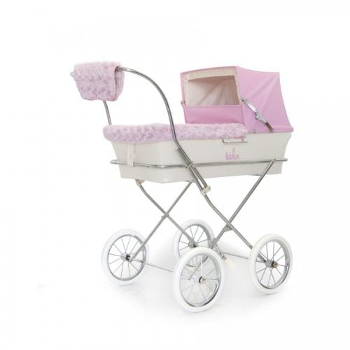 Kit de invierno para coche rosa de Bebelux Juguetes
