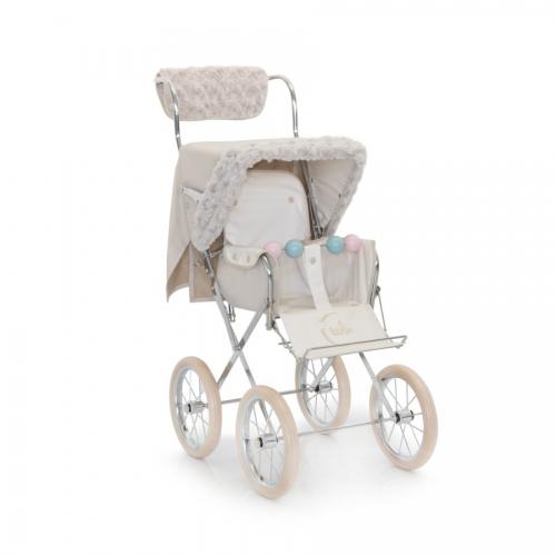 Kit de invierno para silla beige de Bebelux Juguetes