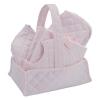 Bebelux | Newborn Pink Basket Set | Exclusive on-line