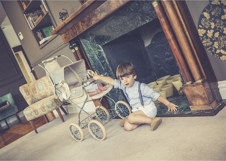 Carritos de Muñecas y Sillas de Muñecas de Bebelux Juguetes-Silla Vintage Reborn
