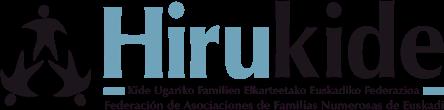 Bebelux | Logo Hirukide, Federación de Asociaciones de Familias Numerosas de Euskadi